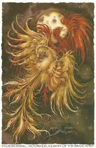 Mythical Creatures Phoenix