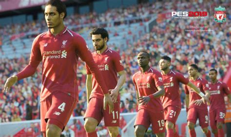 pes 2019 release date for ps4 and xbox one nothing for switch ahead of fifa 19 reveal gaming