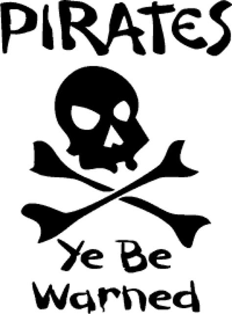 Pirate Classroom Decorations by Pirate Clip Art And Graphics Hubpages