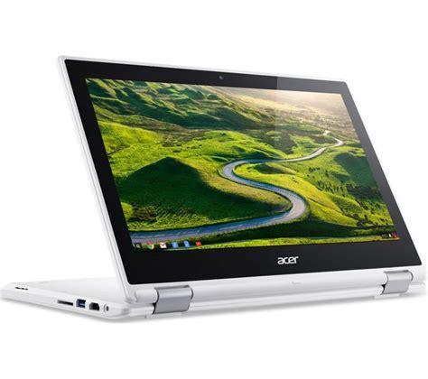Buy ACER Chromebook R 11 CB5 132T 2 in 1   White   Free