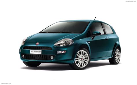 Fiat Punto 2018 Widescreen Exotic Car Picture 01 Of 14