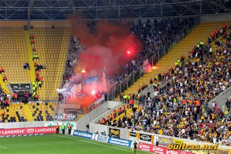 Previous match both teams match ended: Ultras Way: Dynamo Dresden - Hansa Rostock 24.07.11