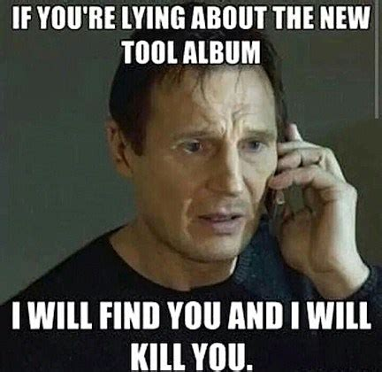 Tool Band Meme - funniest new tool album memes