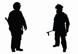 Free Firefighter Silhouette Cliparts  Download Free Clip