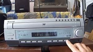 Pioneer Xv-htd510 Dvd  Receiver
