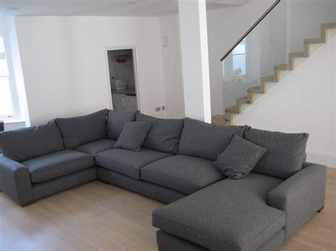 large corner settee bespoke large corner sofas sofa ideas