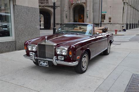 Rolls Royce Corniche 1972 1972 Rolls Royce Corniche Stock 13931 For Sale Near