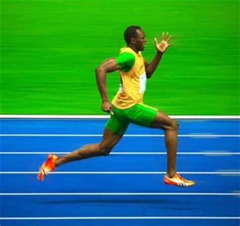 Sprint Image by How Does Usain Bolt Bret Contreras