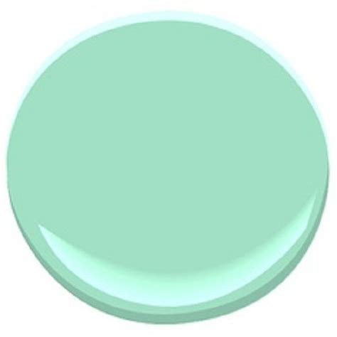 benjamin mint green paint colors for your home