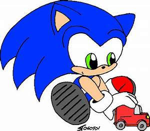 baby sonic | Flickr - Photo Sharing!