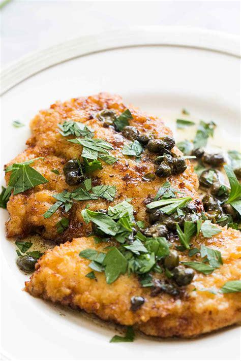 cuisine recipes easy chicken piccata recipe simplyrecipes com