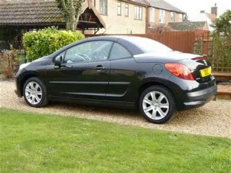 peugeot sports cars for sale 2008 peugeot 207 cc 1 6 sport convertible for sale sdsc