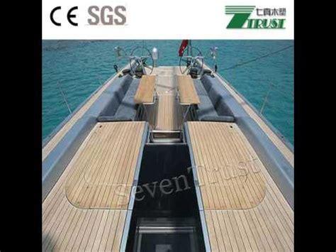 Pontoon Boat Rubber Flooring by Pontoon Boat Vinyl Flooring Youtube