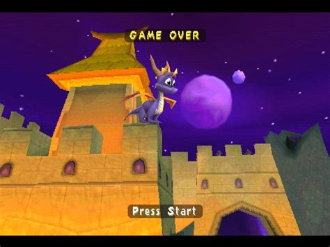 Spyro Year Of The Dragon User Screenshot 373 For