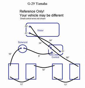 Yamaha G22 Golf Cart Wiring Diagram