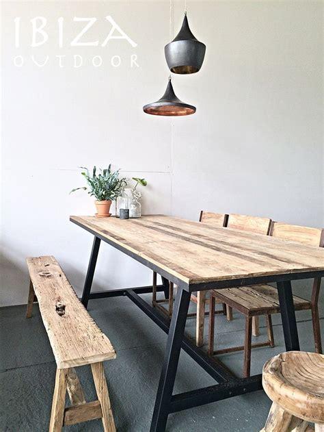teak woonkamer inrichting - Salontafel Ideeën