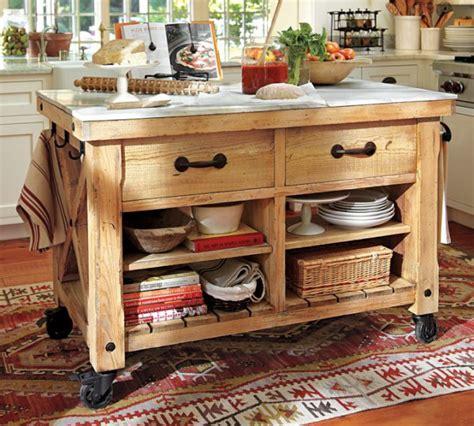 portable kitchen island designs    part