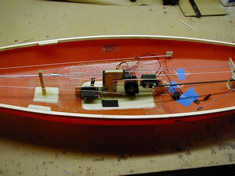 Model Boat Gooseneck by Model Boats And Ships Builders Basket September 2015