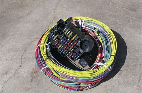 3 Circuit Universal Wiring Harnes Kit by Painless Wiring Kit A Quot Painless Quot Rewire