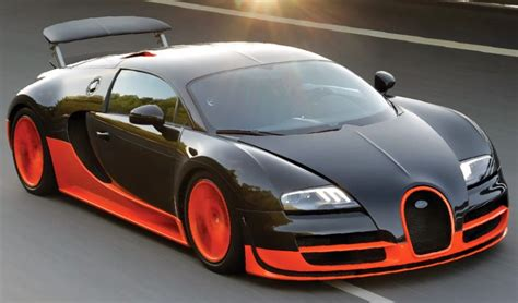 Bugattis Top Speed by Bugatti 16 4 Veyron Mind Blowing Facts The Fastest