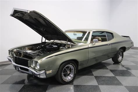 Buick Sports Coupe by 1971 Buick Skylark 2dr Sport Coupe For Sale 80834 Mcg