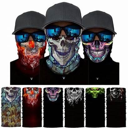 Skull Mask Face Totenkopf Motorrad Ski Cool