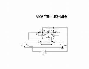 Mosrite Guitar Wiring Diagram