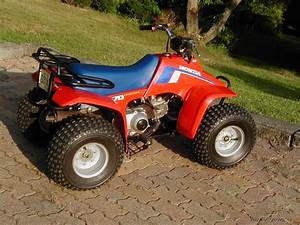 1985 Honda Trx 70  Fourtrax
