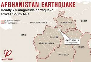 Breaking News: Magnitude 7.5 Earthquake Strikes ...