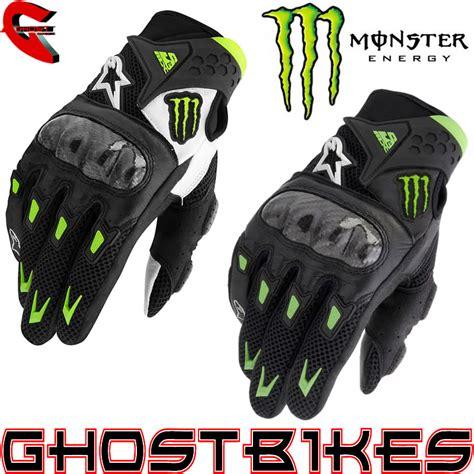 monster energy motocross gloves alpinestars smx 2 m10 air carbon monster energy short