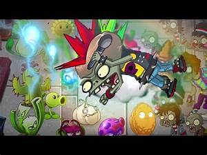 Plants vs Zombies 2 Neon Mixtape Tour Side B Trailer
