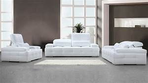 Salon semi cuir fauteuil de salon simili cuir noir mimosa for Canapé convertible cdiscount avec tapis anti poussière
