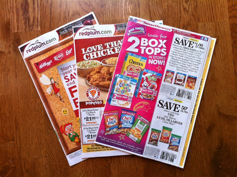 19933 Redplum Coupons Sunday Paper by Best Coupons From Sunday Washington Post Inserts 8 4 13
