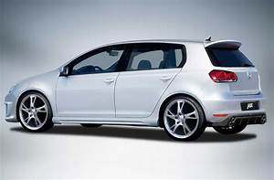Volkswagen Golf Vi : vw golf 6 by abt sportsline2 car news ~ Gottalentnigeria.com Avis de Voitures