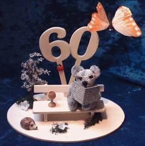 Deko 60 Geburtstag Basteln : zum 60 geburtstag bastelfrau ~ Frokenaadalensverden.com Haus und Dekorationen