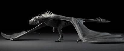 Dragon Pale Artstation Drawing Davide Ghirelli Concept