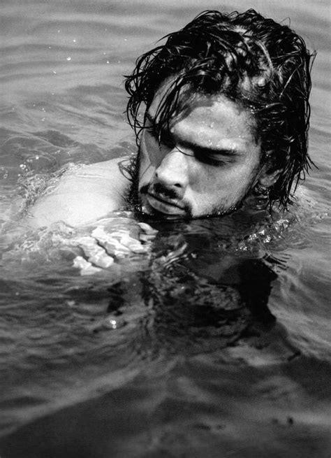 Ber Fashion Marketing Male Model Marlon Teixeira Posa