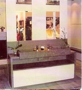 Meuble En Pierre : salle de bain la pi ce la plus importante de la maison la salle de bain ~ Teatrodelosmanantiales.com Idées de Décoration