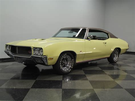 1970 Buick Gs 455 Stage 1 by 1970 Buick Gran Sport Gs 455 Stage 1 Streetside Classics