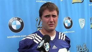 UCLA freshman Kolton Miller talks about start of his first ...