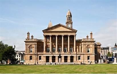 Paisley Hall Town Buildings Building Scotland Architecture