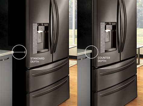 lg counter depth refrigerators built     kitchen lg usa