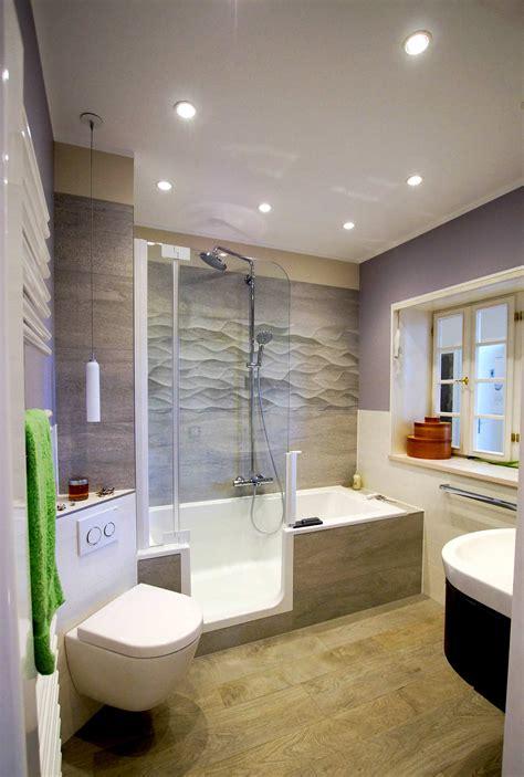 Wanne Und Dusche by Badewanne Mit Dusche Die L 246 Sung F 252 R Kleine B 228 Der