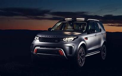 Rover Discovery Land 4k Svx Wallpapers Cars