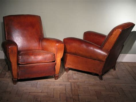 antique club chairs pair of antique leather club chairs furniture 1262