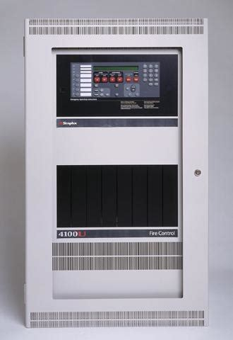simplex fire alarm control panels recalled  tyco safety