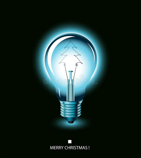 glowing light bulb royalty free stock images image tree light bulb blue royalty free stock images image 7198239