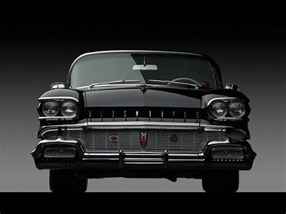 Oldsmobile 1958 Convertible Retro Backgrounds