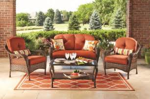 better homes and gardens azalea ridge 4 patio conversation set seats 4 outdoor