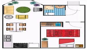 Visio House Plan Template Download